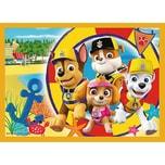 Trefl 4in1 Puzzle 35485470 Teile PAW Patrol