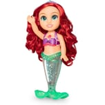Jakks Pacific Disney Princess Arielle Sing Glitzer 2.0 Funktionspuppe 35 cm
