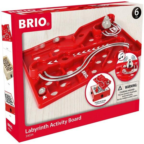 Brio Labyrinth Activity Board Ergänzungs-Set für Brio Labyrinth