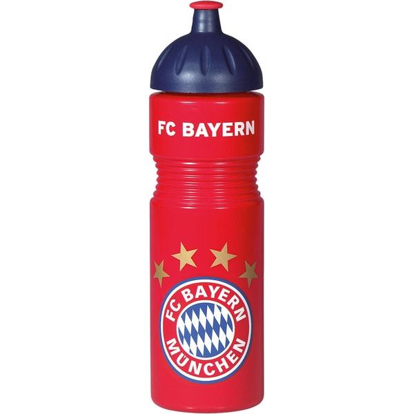 FC Bayern München Trinkflasche rot