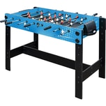 Carromco Tischfussball Blue-Level-Xt
