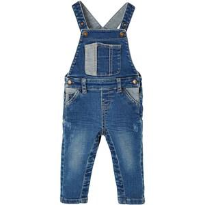 Vertbaudet Baby Jeans Latzhose für Jungen