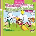 Sony CD Die Besten Kindergarten- und Mitmachlieder Vol. 4