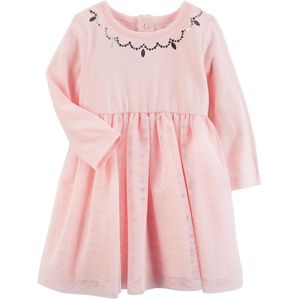 carter`s Baby Jerseykleid mit Tüllrock