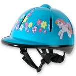 Red Horse Kinder Sicherheitsreithelm Rider