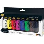 C. Kreul Solo Goya Acrylfarbe 8 X 20 Ml