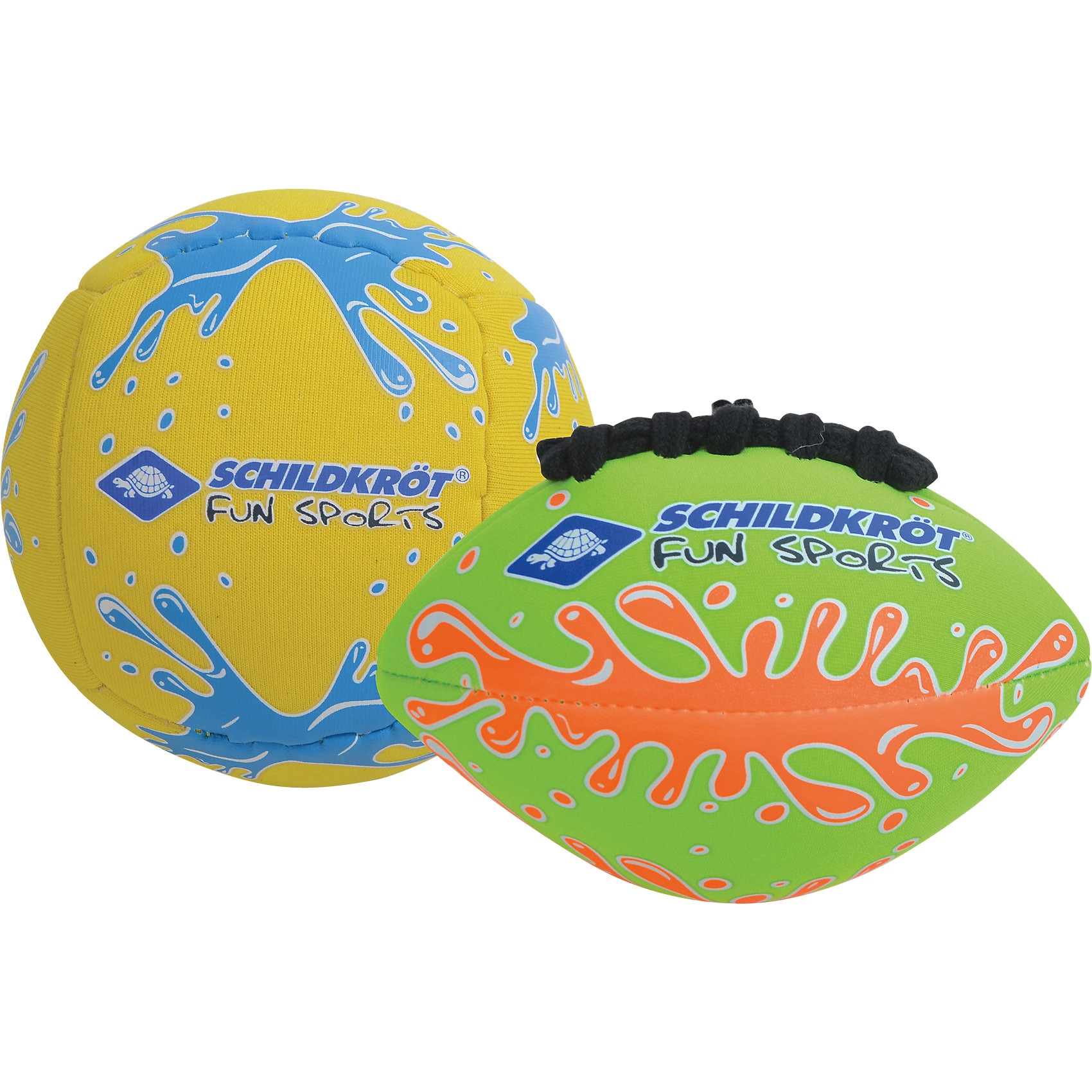 Schildkröt Funsports Schildkröt-Funsports Neopren Mini-Ball Duo-Pack
