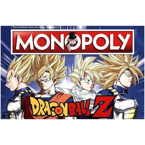 Winning Moves Monopoly Dragon Ball Z Spiel