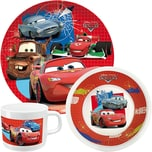 P:OS Kindergeschirr Melamin Disney Cars 3-tlg.