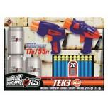Air Warriors Blaster Tek 3 Doppelpack inkl. 20 Darts