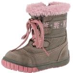 Lurchi Baby Winterstiefel für Mädchen Tex