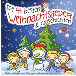 Sony CD Die 44 besten Weihnachtslieder Geschichten