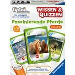 Ravensburger tiptoi Wissen Quizzen: Faszinierende Pferde