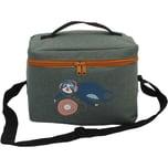 myToys-COLLECTION Universaltasche für die Musikbox grau orange