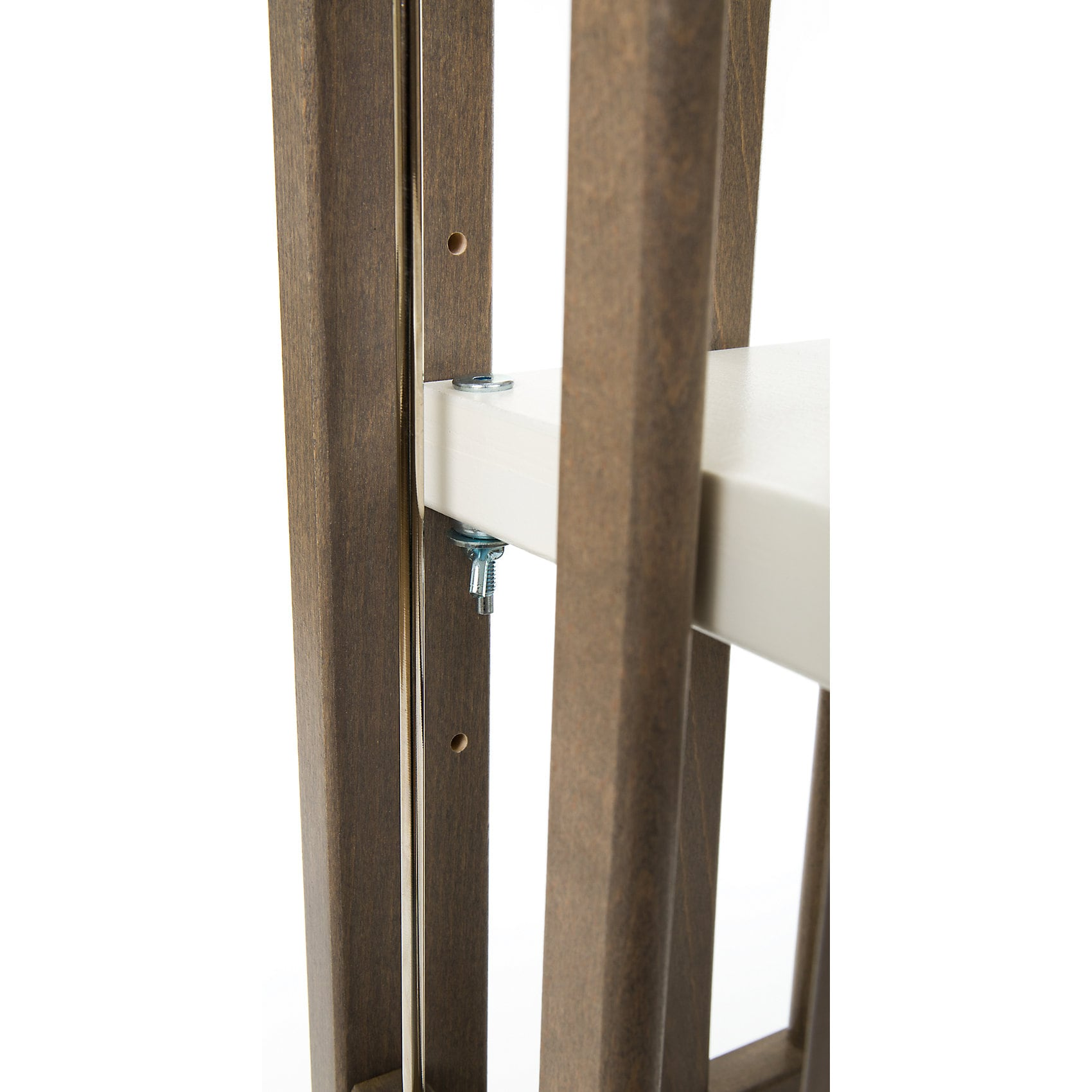 fillikid Beistellbett Cocon Plus grau 40 x 90 cm
