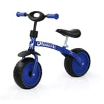hauck Toys Super Rider 10Laufrad Royal Blue