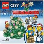 LEGO CD LEGO City 08 - Weihnachten - Angriff der Schneemänner