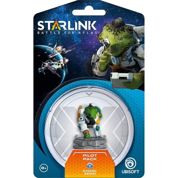 Ubisoft Starlink Piloten Pack Kharl Zeon