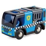 Hape Polizeiauto mit Sirene
