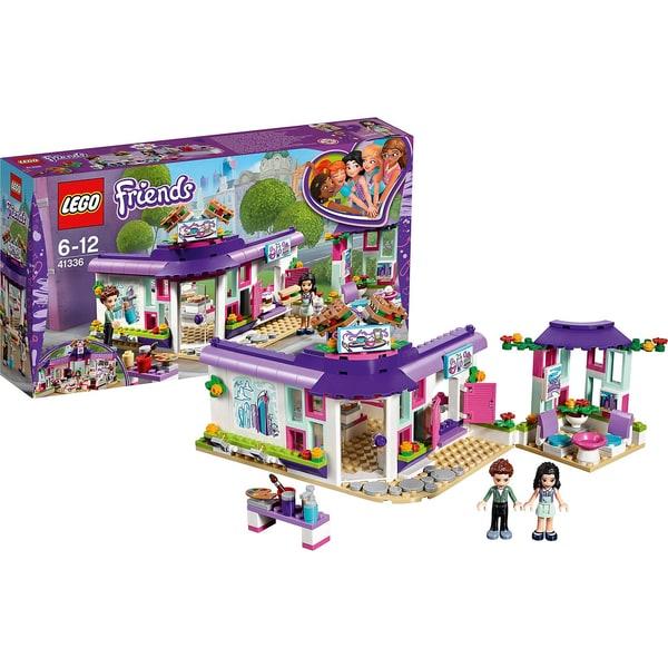 LEGO Friends 41336 Emmas Künstlercafé