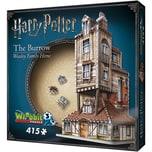 Wrebbit Wrebbit 3D Puzzle 415 Teile Harry Potter Fuchsbau