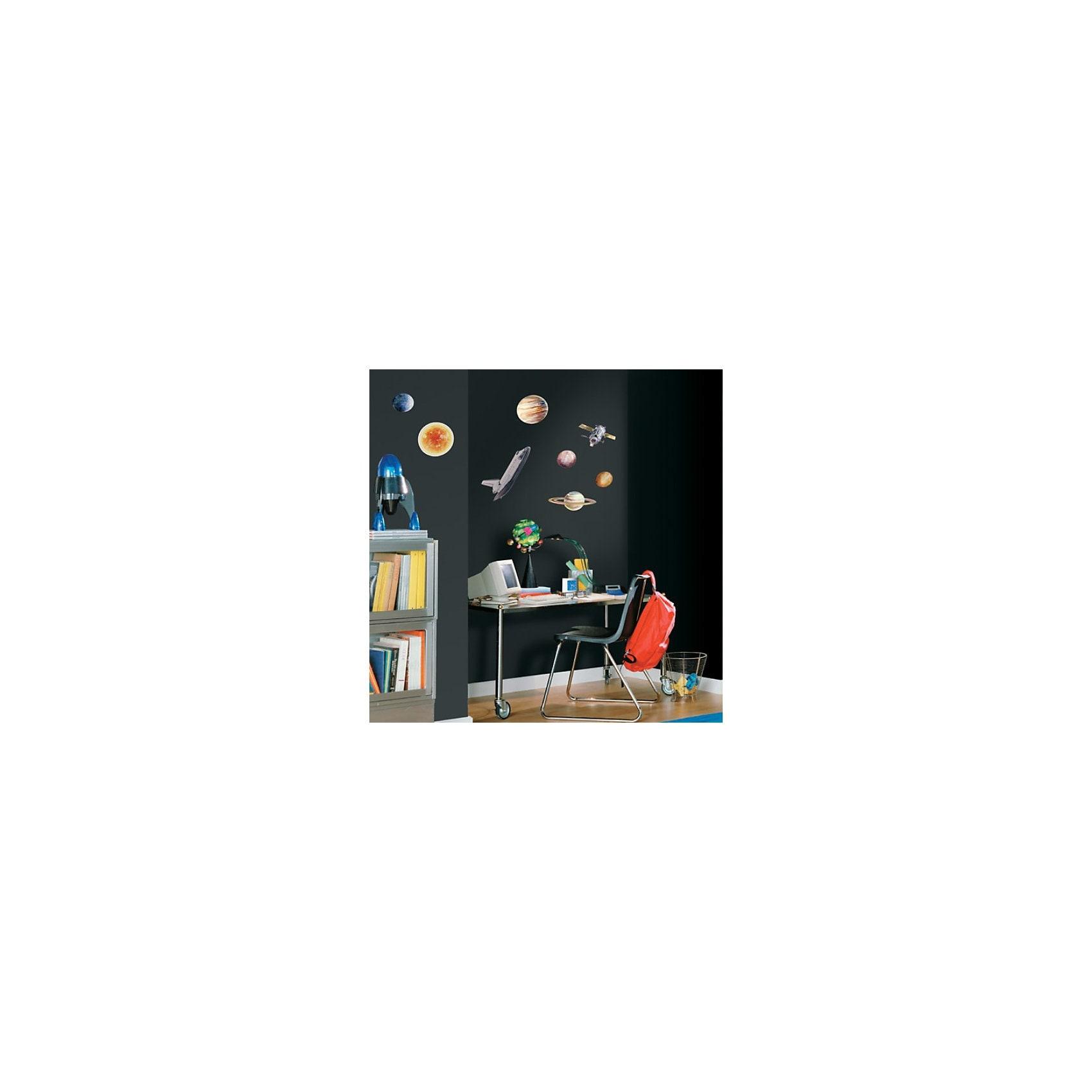 RoomMates Wandsticker 24tlg. Weltraum