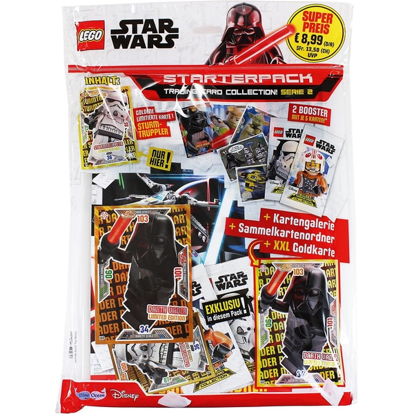 Top Media LEGO Star Wars Serie II Starter-Pack