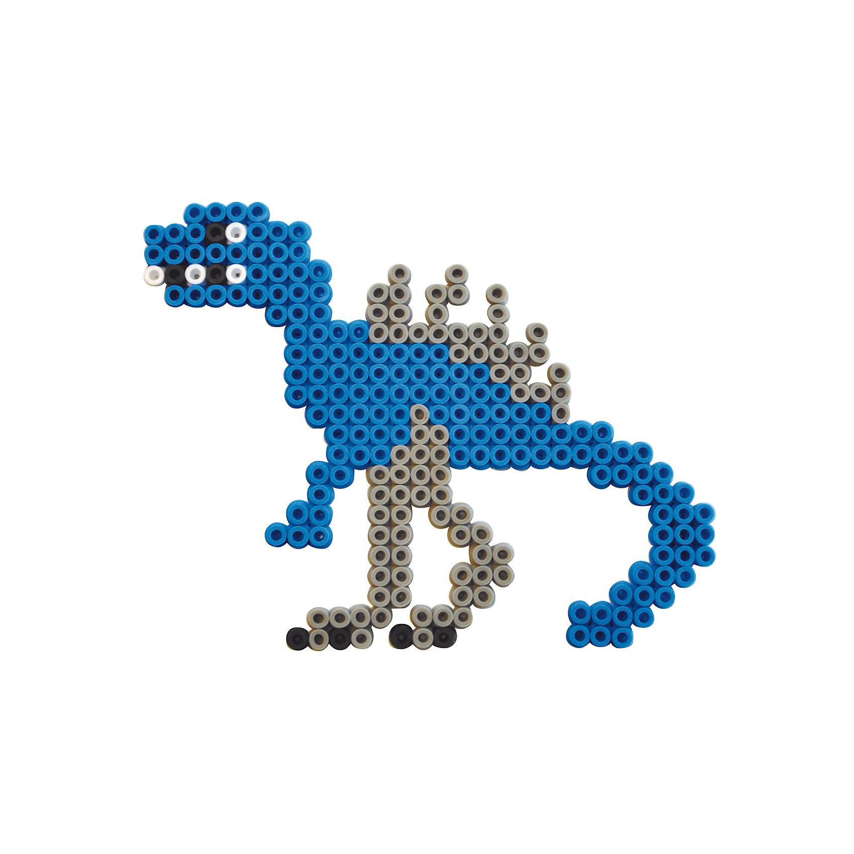 Playbox Bügelperlenset Dino 2.000 Perlen