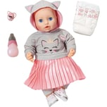 Zapf Creation Baby Annabell Babypuppe Katzenberger Special Edition MySpecialDay
