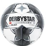 Derbystar Fußball BUNDESLIGA Player Special in Größe 5 der Saison 20192020 weiß-grau