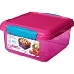 Sistema Brotdose - Lunchbox Klein Pink