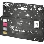 C. Kreul Chalky Kreidemarker 4er Set Winter