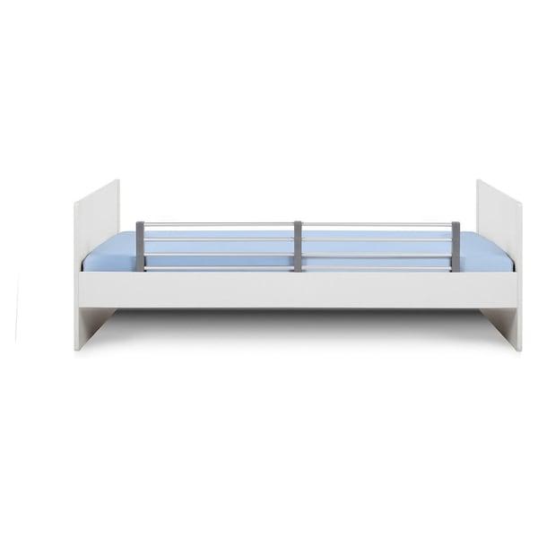 Reer Bettschutzgitter ausziehbar Länge 80 - 140 cm weiß
