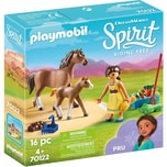 PLAYMOBIL® PLAYMOBIL® 70122 Spirit - Pru mit Pferd und Fohlen