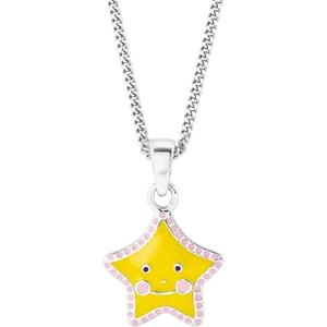 Amor Kinder Halskette Sterling Silber