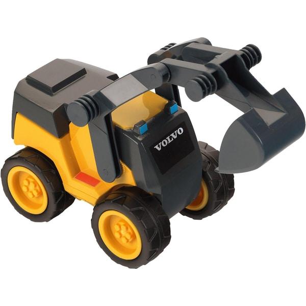 Klein Spielzeug Volvo Löffelbagger