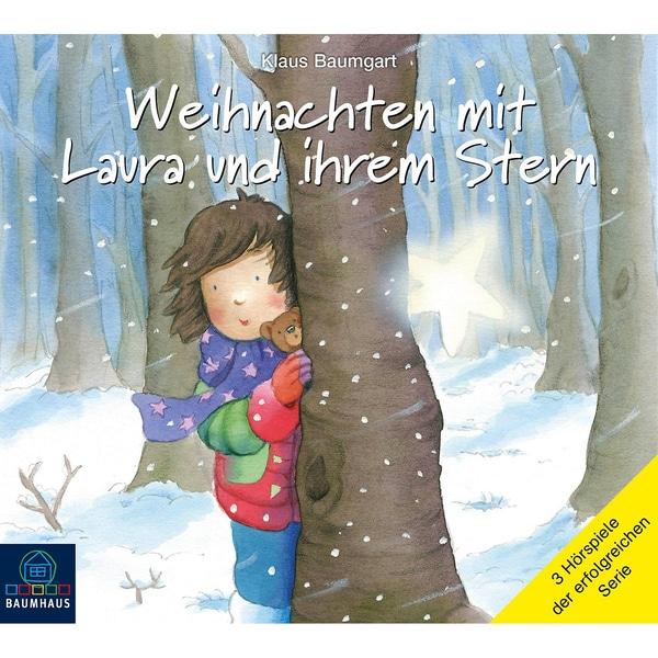 CD Box Weihnachten mit Laura und ihrem Stern 3 CD-Box