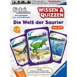 Ravensburger tiptoi Wissen Quizzen: Die Welt der Saurier