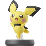 Nintendo amiibo Pichu Super Smash Bros. Collection