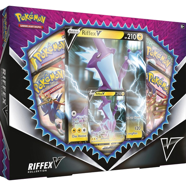 Amigo Pokémon February V Box