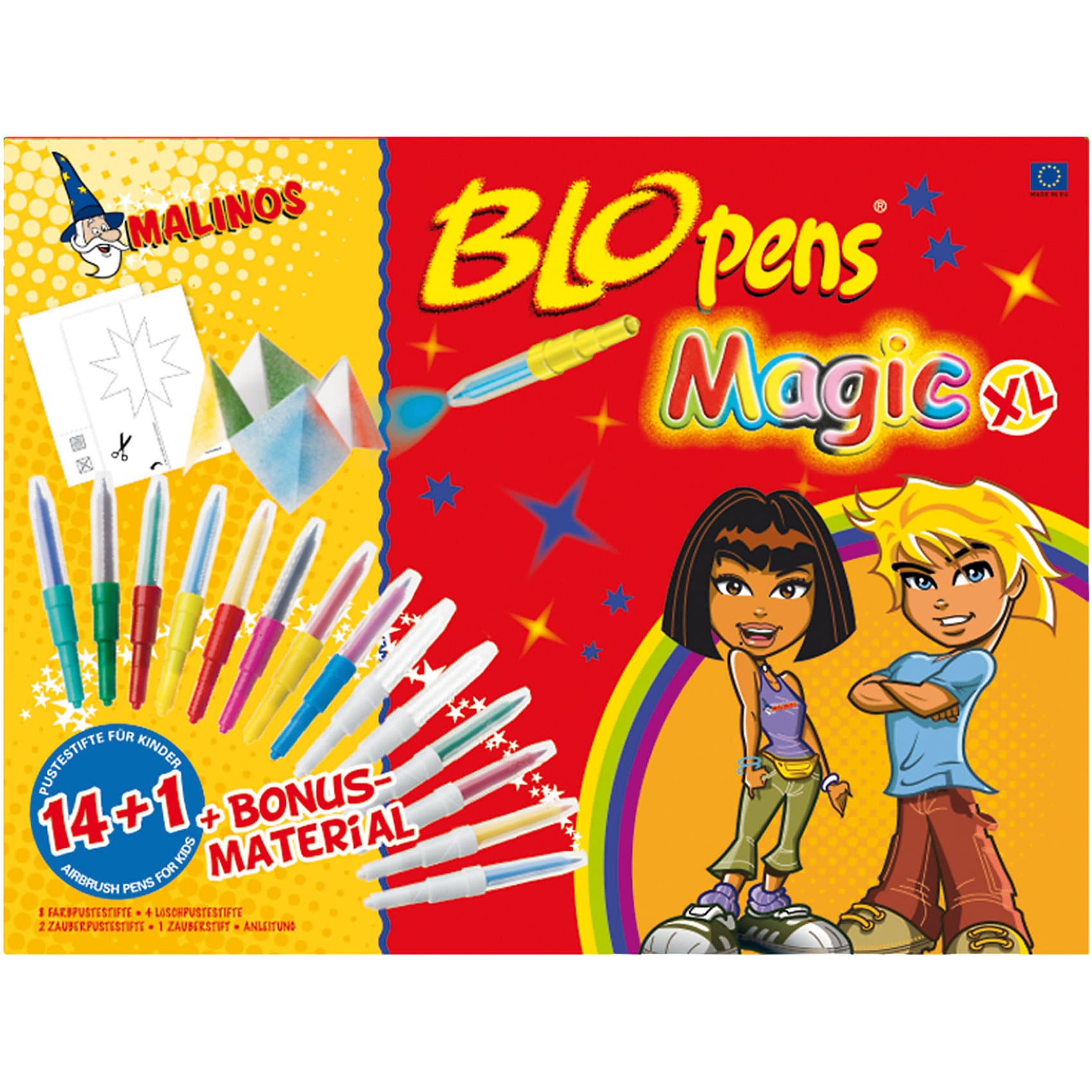 Amewi Malinos BloPens Magic XL 14+1