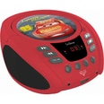 Lexibook Disney Cars CD Player mit Radio neues Design