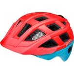 KED Helmsysteme Fahrradhelm Kailu red blue matt