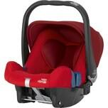Britax Römer Babyschale Baby-Safe Plus II Flame Red 2018