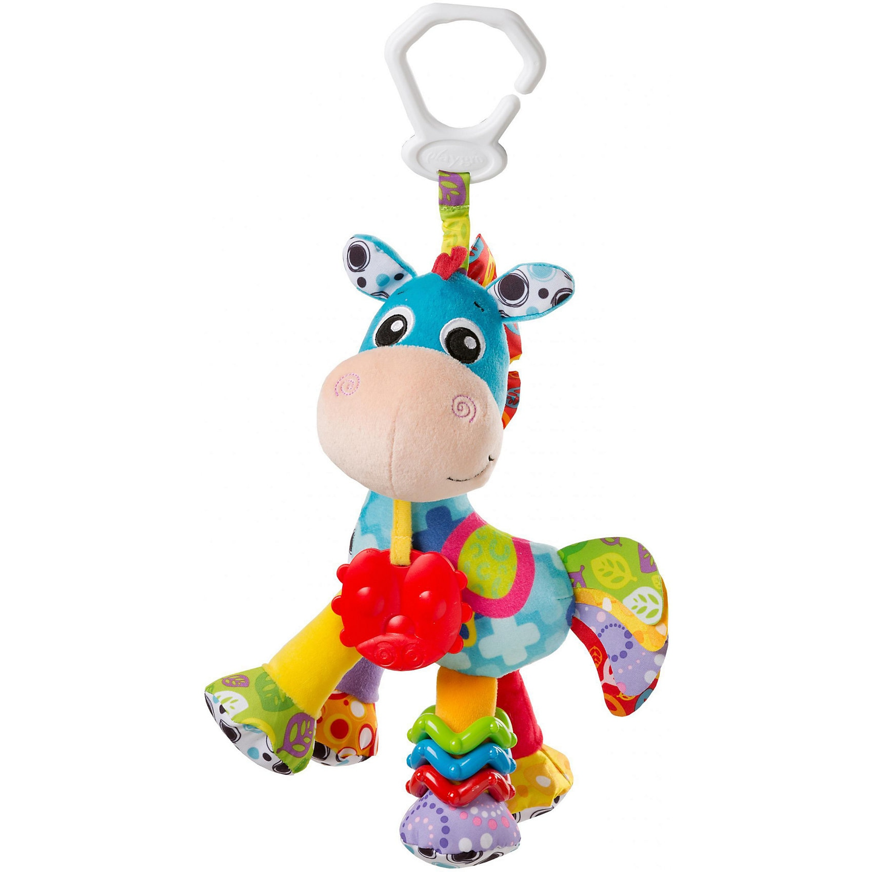 Playgro Activity Freund Pferd Klipp Klapp