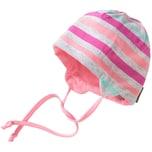 Sterntaler Baby Beanie zum Wenden mit UV-Schutz 50 für Mädchen