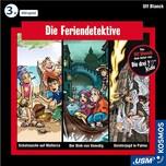 CD Die Feriendetektive Hörbox Folgen 1-3