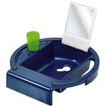 Rotho Babydesign Kiddy Wash blau weiß lime