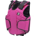 Horka Horka Sicherheitsreitweste Flexplus Bodyprotector Für Mädchen Pink