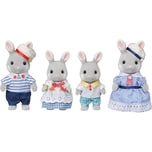 Epoch Traumwiesen Sylvanian Families Sea Breeze Rabbit Family